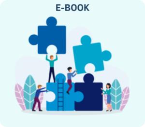 Ilustração ebook Responsabilidade Social para Empresas
