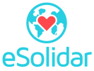 eSolidar logotipo